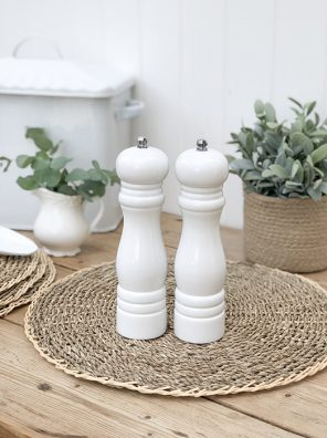 48-IBL Salt & Pepper Mill - White