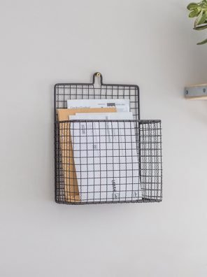 71-GT Wirework letter holder