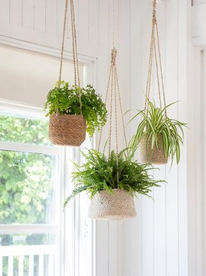 75-GT Hanging Plant Pot Tall