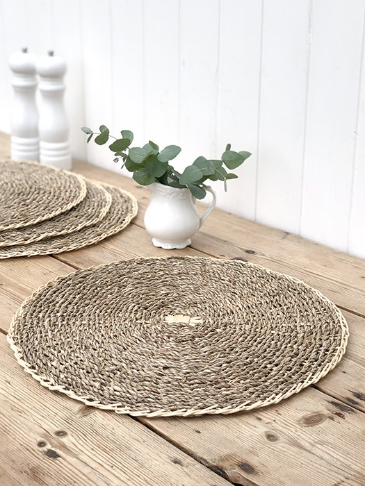 88-GT Seagrass Placemats